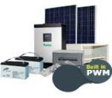 Solar with PWM